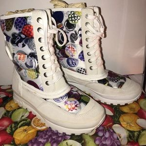 Coach  NWT Doria F2370 QUILTED WINTER   Boots